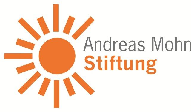 Logo Andreas Mohn Stiftung