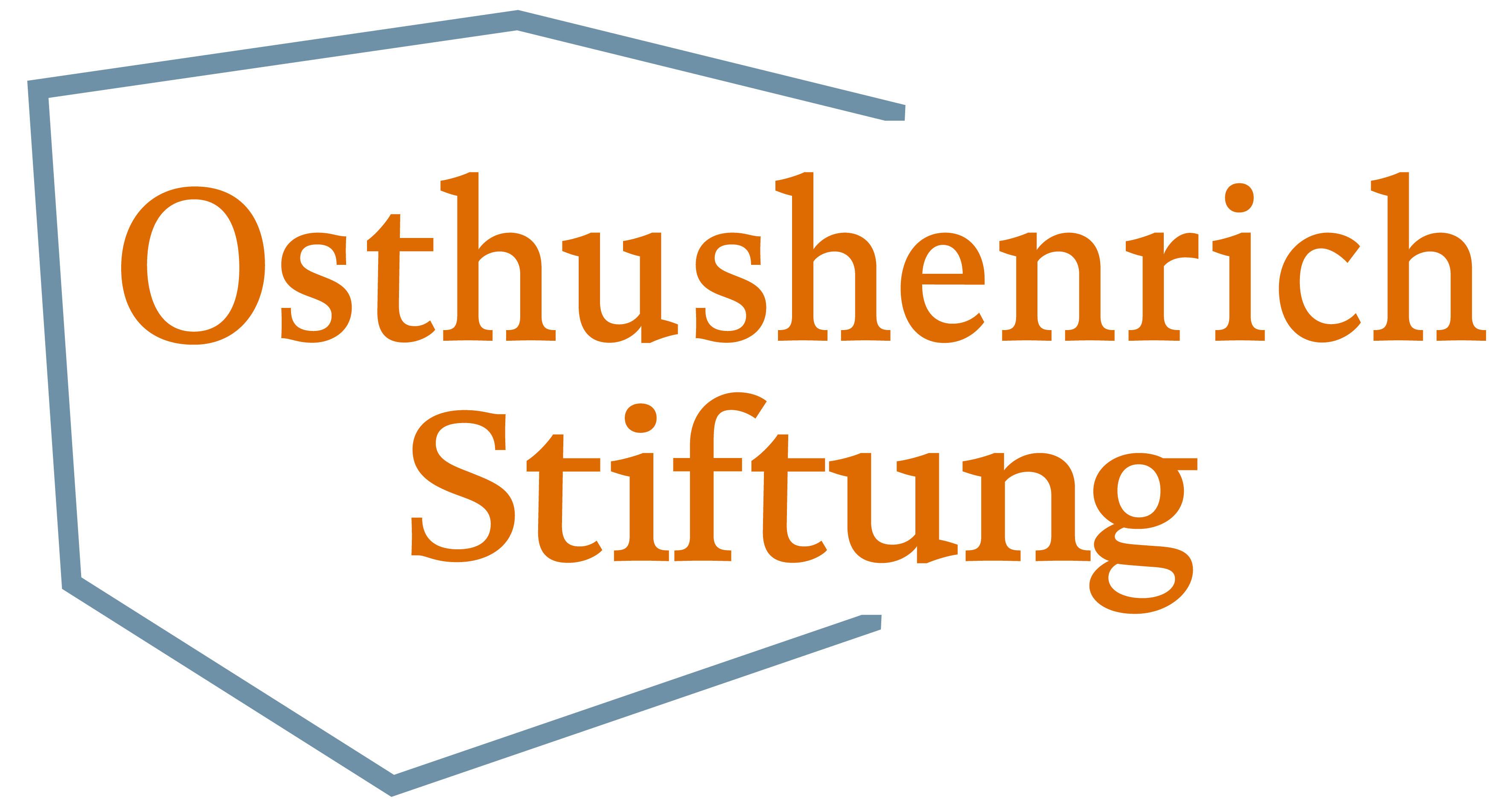 Logo Osthushenrich Stiftung